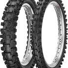 Dunlop 60/65 Geomax Mx31 Tire Combo