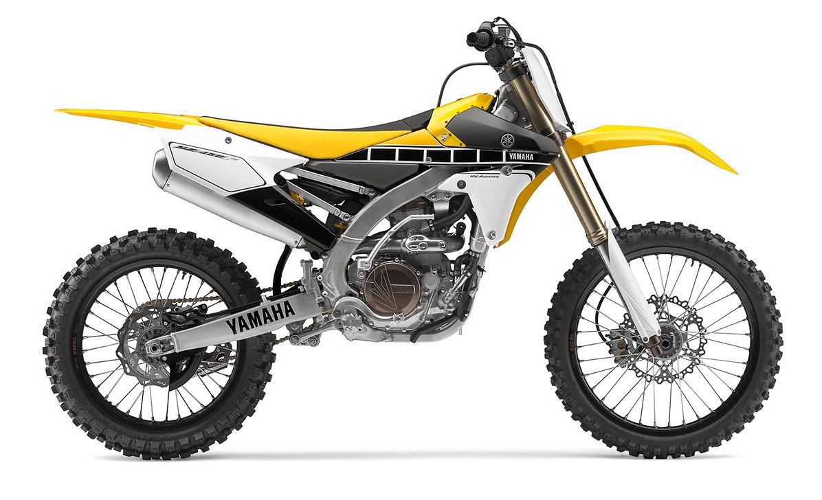 2016 Yamaha YZ450F