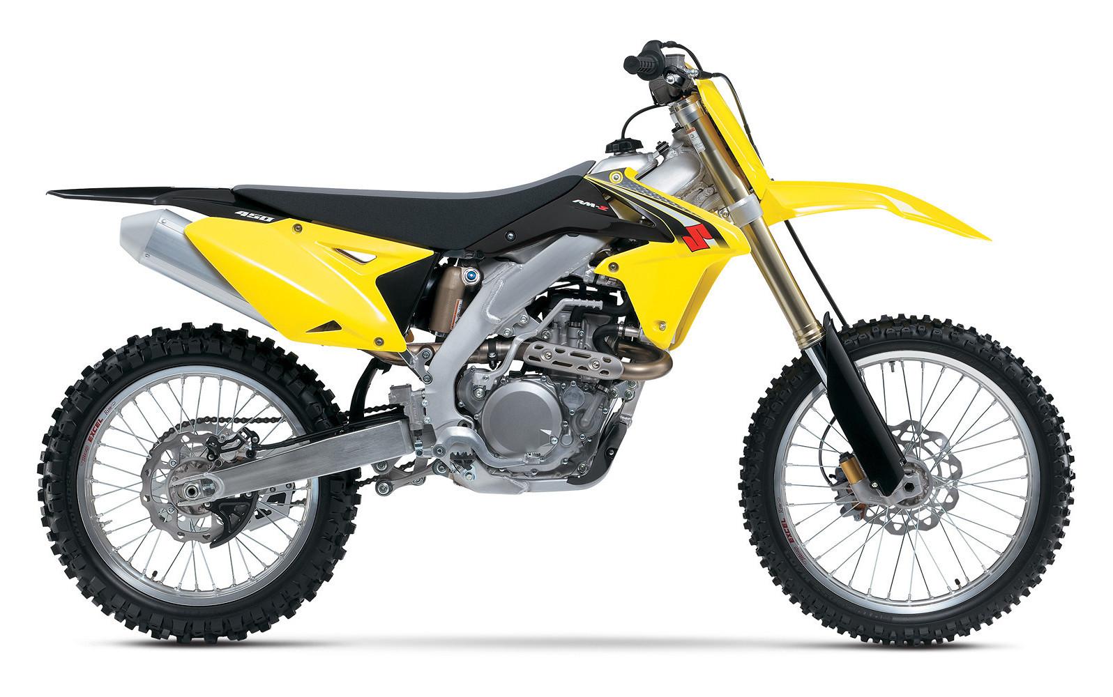 2016 Suzuki RM-Z450  2016 Suzuki RM-Z450