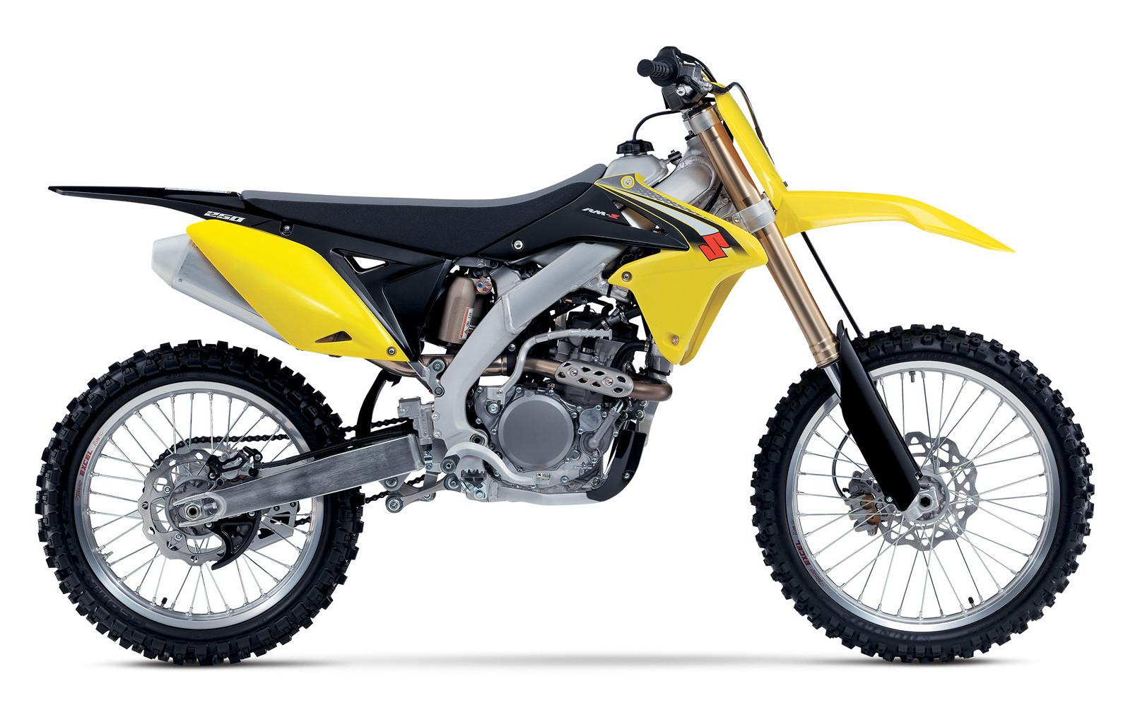 2016 Suzuki RM-Z250  2016 Suzuki RM-Z250