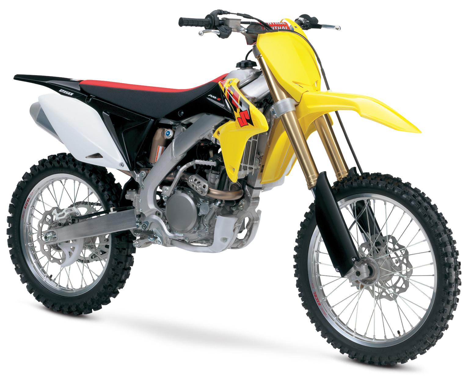 2013 Suzuki RM-Z250