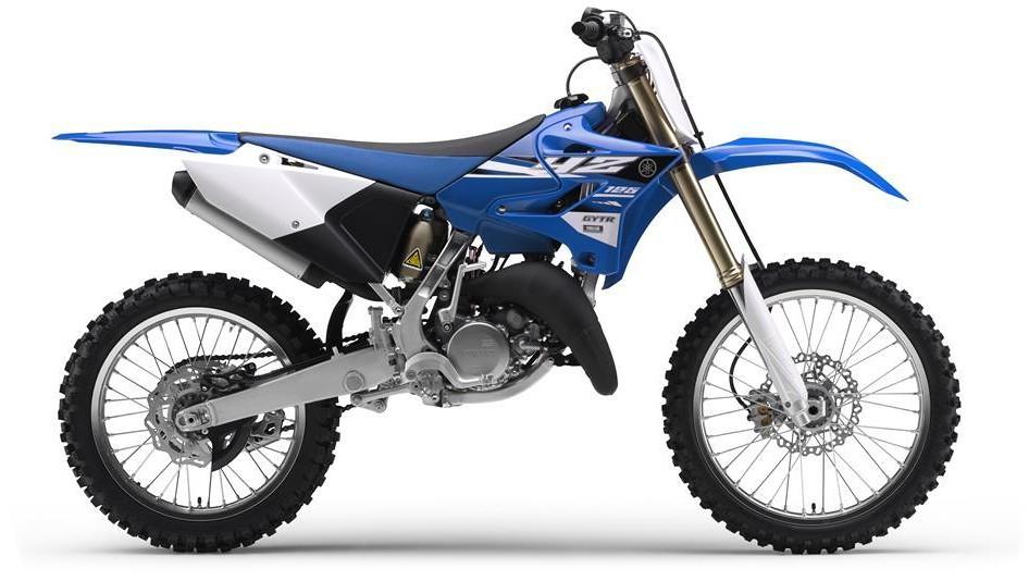2015 Yamaha YZ125