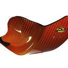 P3 Composites Carbon Fiber Skid Plate