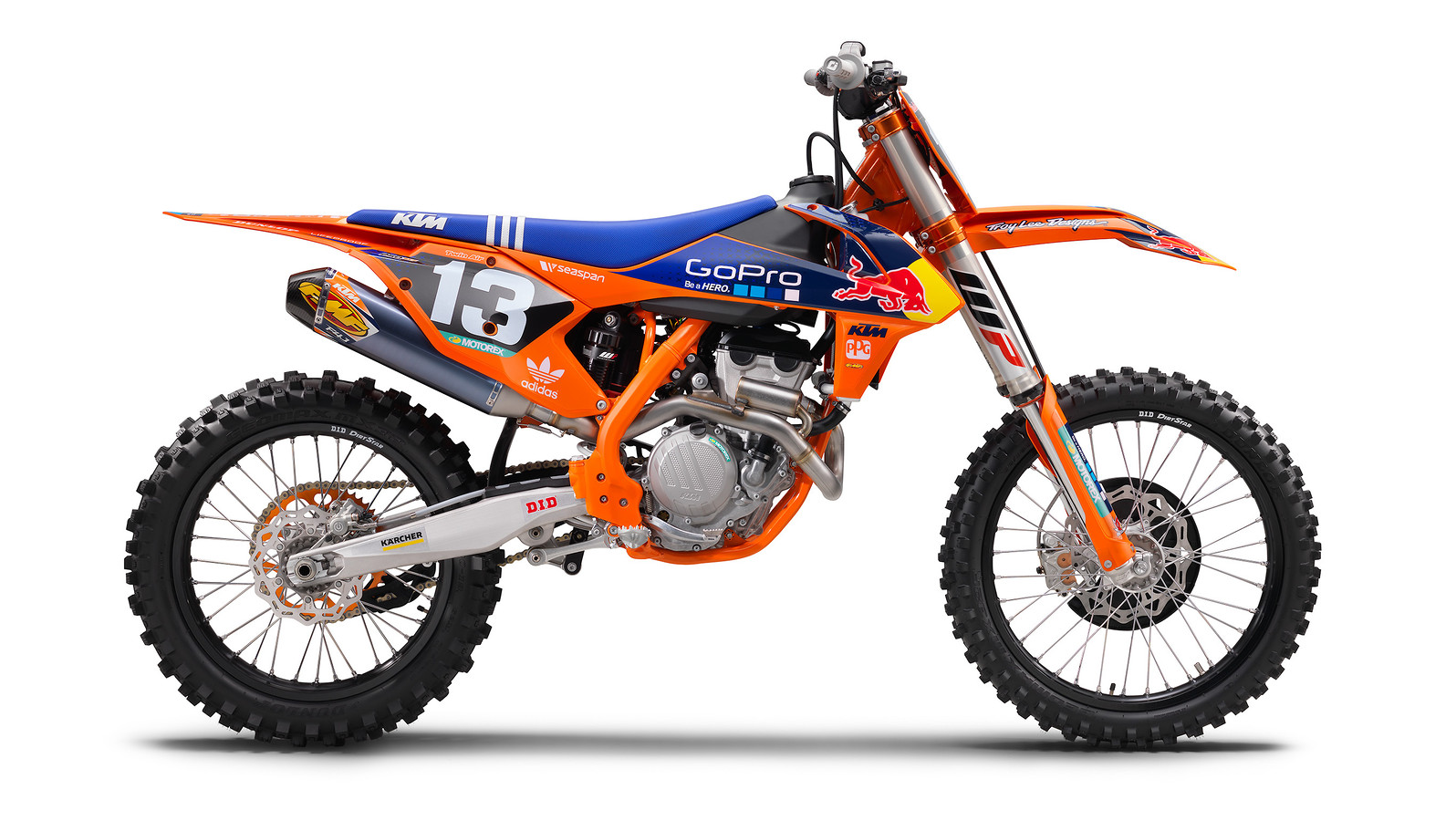 Reviews Com Product Reviews And Comparisons Of 2019 >> 2016 KTM 250 SX-F Factory Edition - Reviews, Comparisons, Specs - Motocross / Dirt Bike Bikes ...