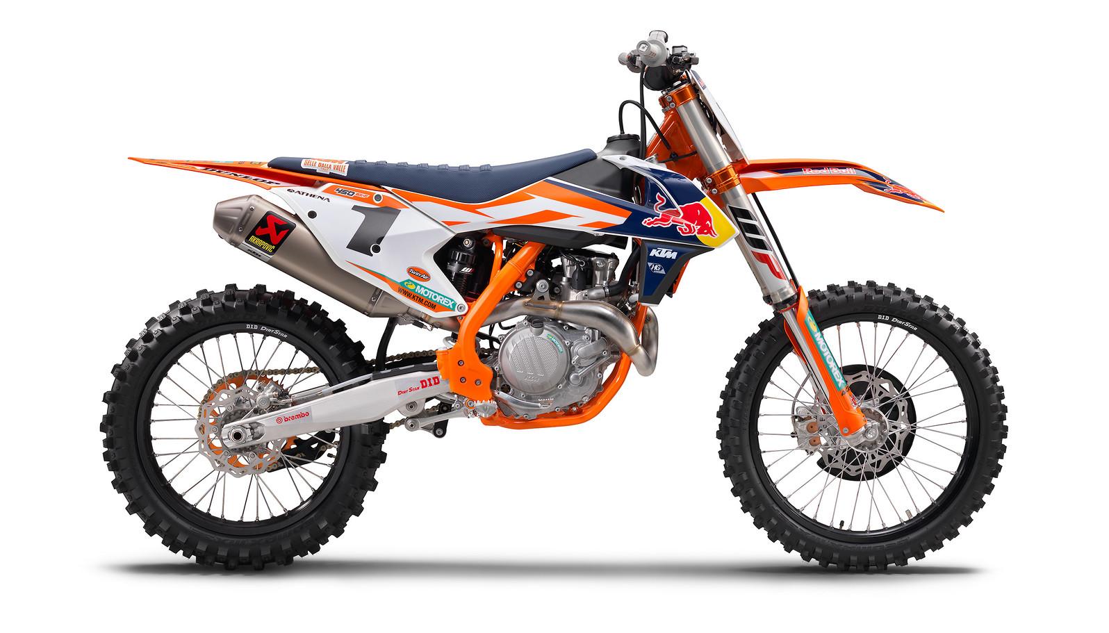 2016 Ktm 450 Sx F Factory Edition Reviews Comparisons Specs Motocross Dirt Bike Bikes Vital Mx