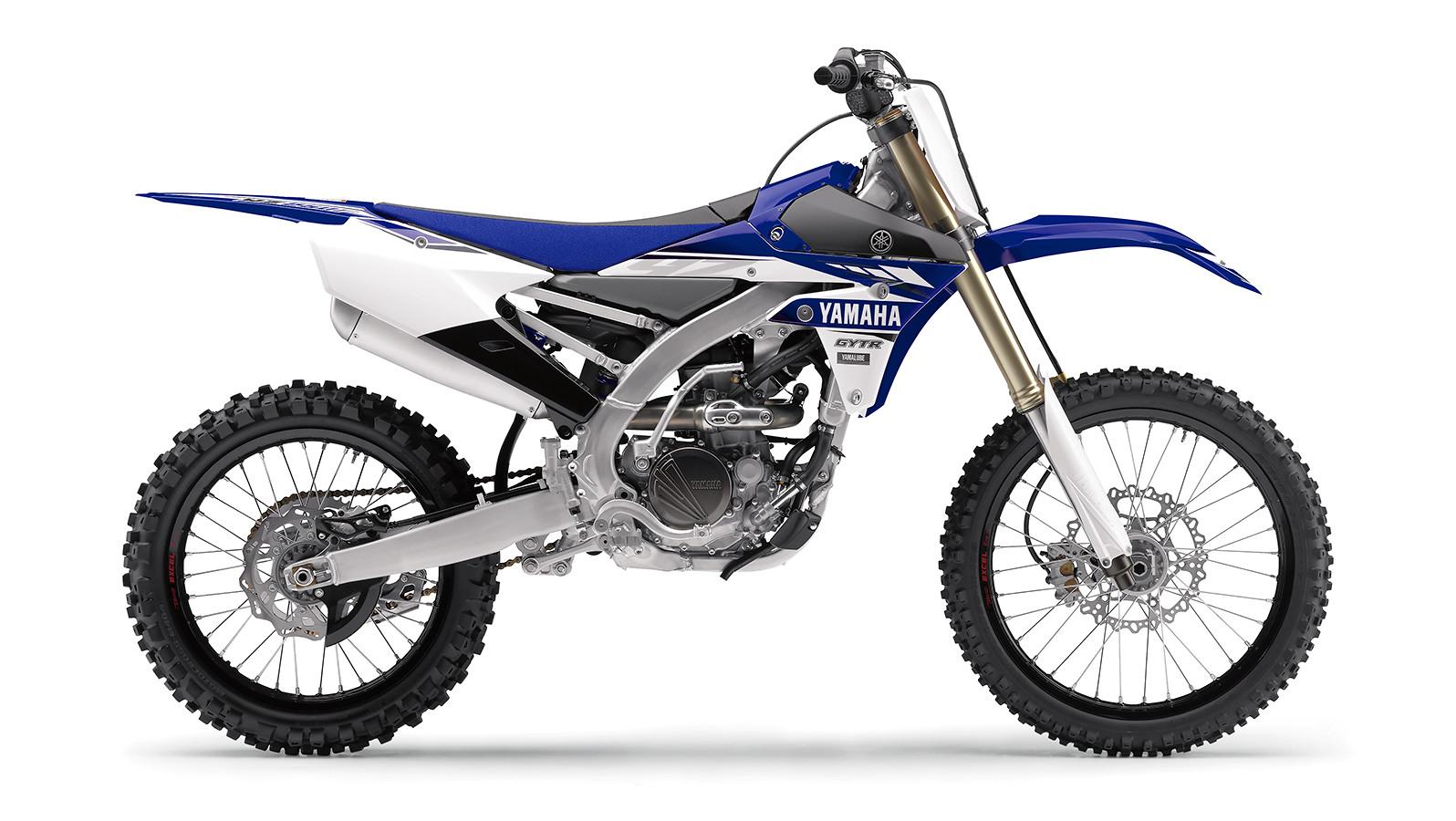 2017 Yamaha YZ250F  2017 Yamaha YZ250F