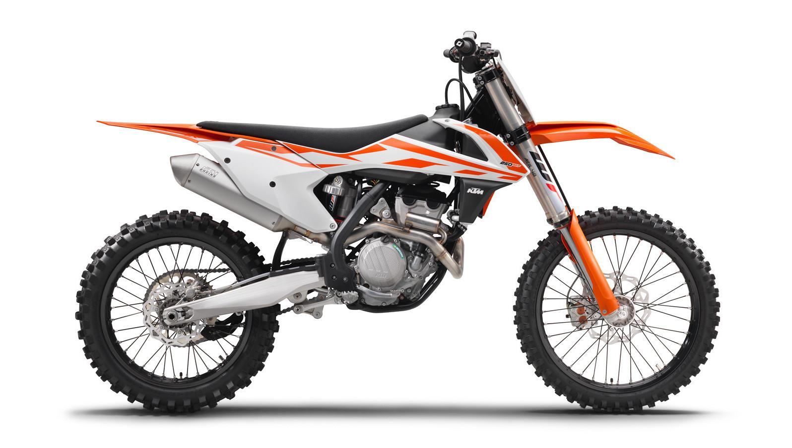 2017 ktm 250 sx f reviews comparisons specs motocross dirt bike bikes vital mx - Moto cross ktm a colorier ...