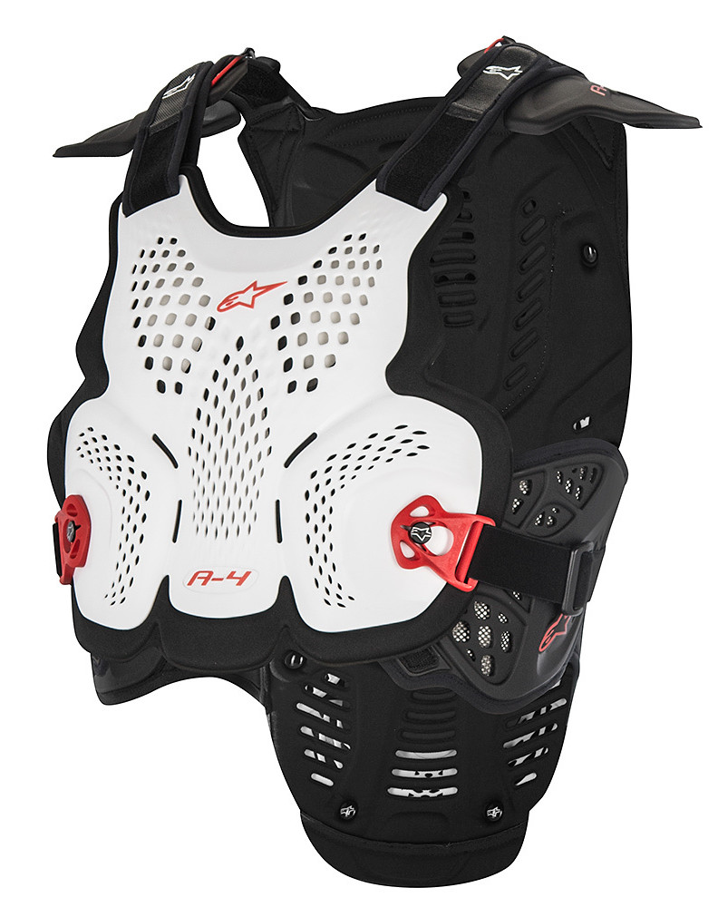 Alpinestars A-4 Chest Protector 6701517_213_A4-CHEST_protector