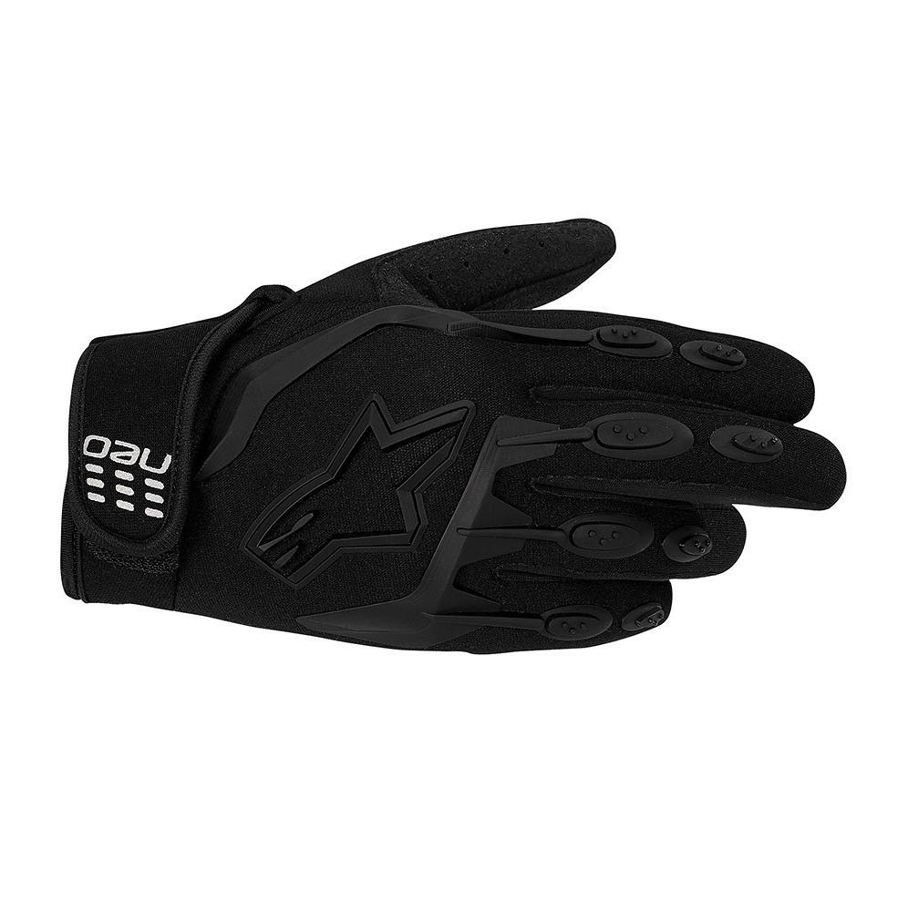 Alpinestars Neo Moto Gloves Alpinestars Neo Black