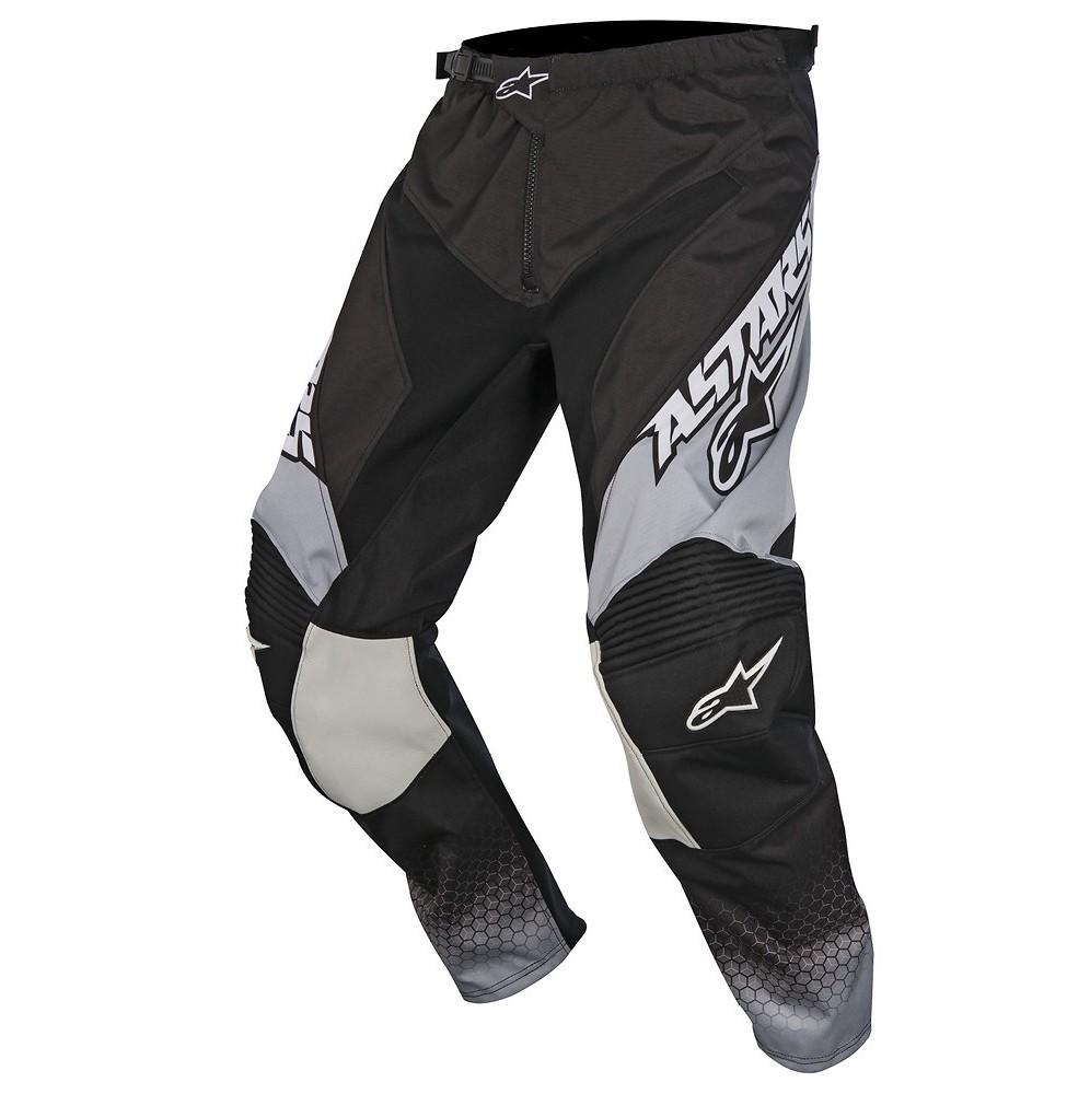 Black//White Supermatic 28 Alpinestars 2020 Racer Pants