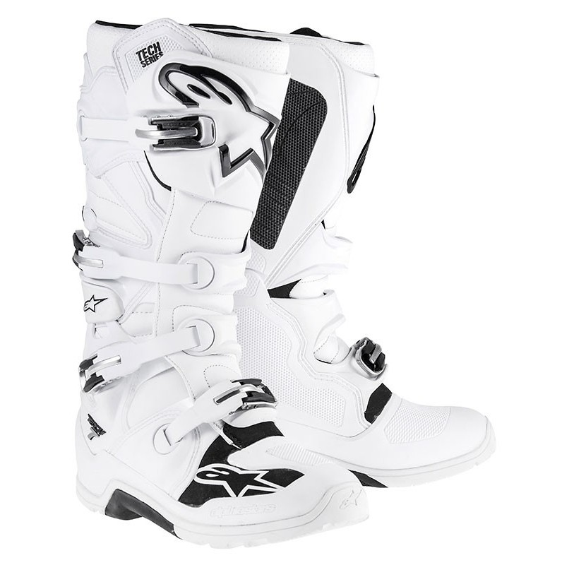 Alpinestars Tech 7 White Boots