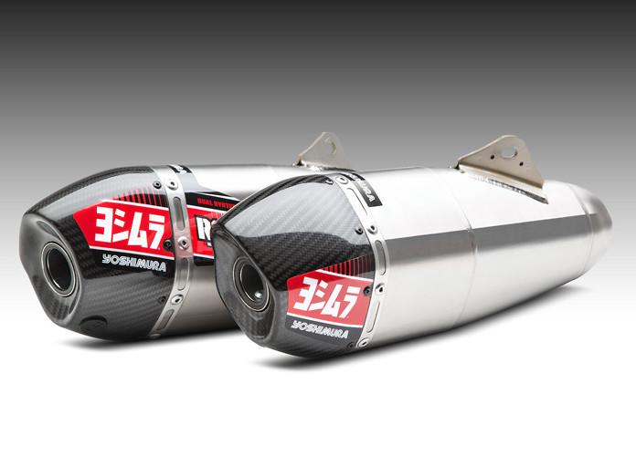 Yoshimura RS-9T Titanium/Carbon Full System  offroad_RS9T_Ti_L