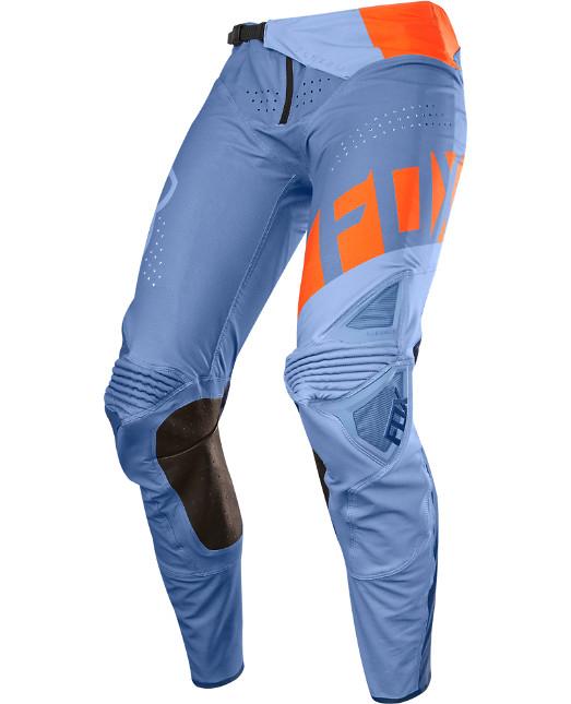 Fox Racing Flexair Libra Jersey & Pant Fox Racing Flexair Libra Blue and  Orange