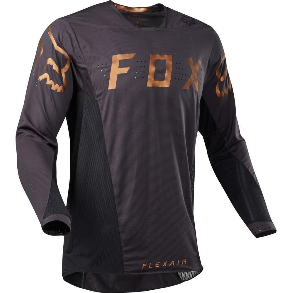 Fox Racing  Flexair Copper Moth Limited Edition Jersey Fox Racing Flexair Copper Moth Limited Edition