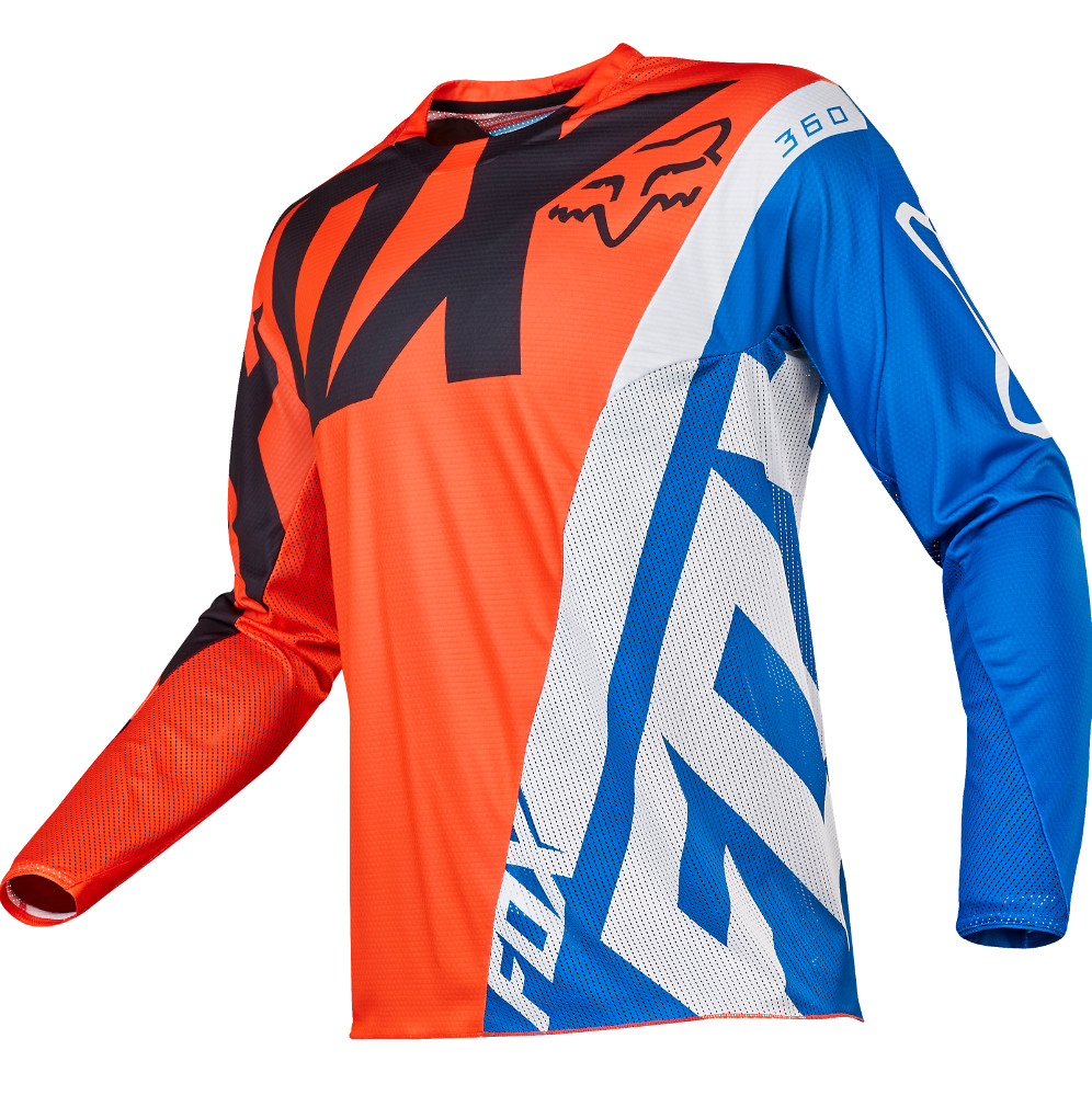 Fox Racing 360 Creo Jersey & Pant  Fox Racing 360 Creo Orange