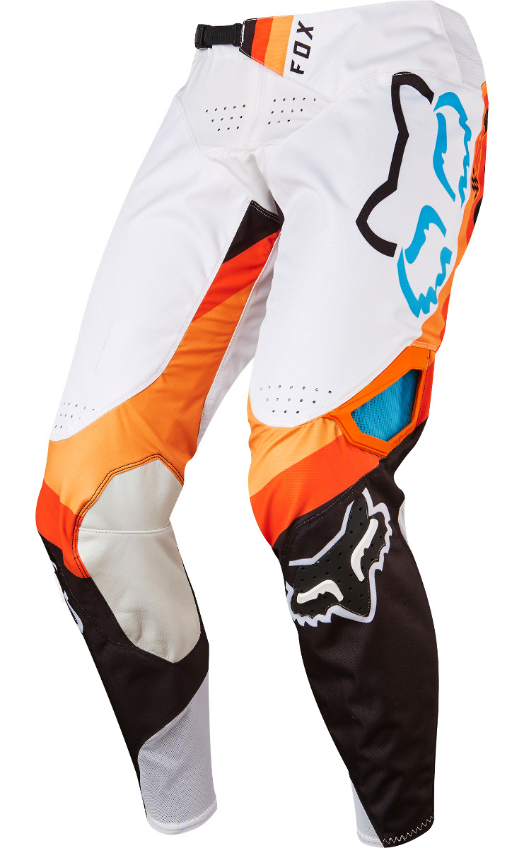 Fox Racing 360 Rohr White