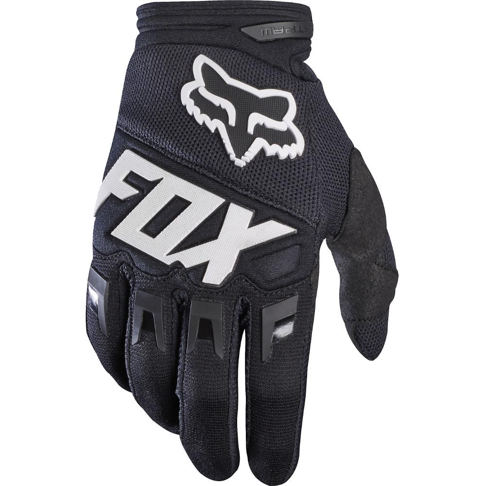 Fox Racing Dirtpaw Race Gloves Fox Racing Dirtpaw Race Black