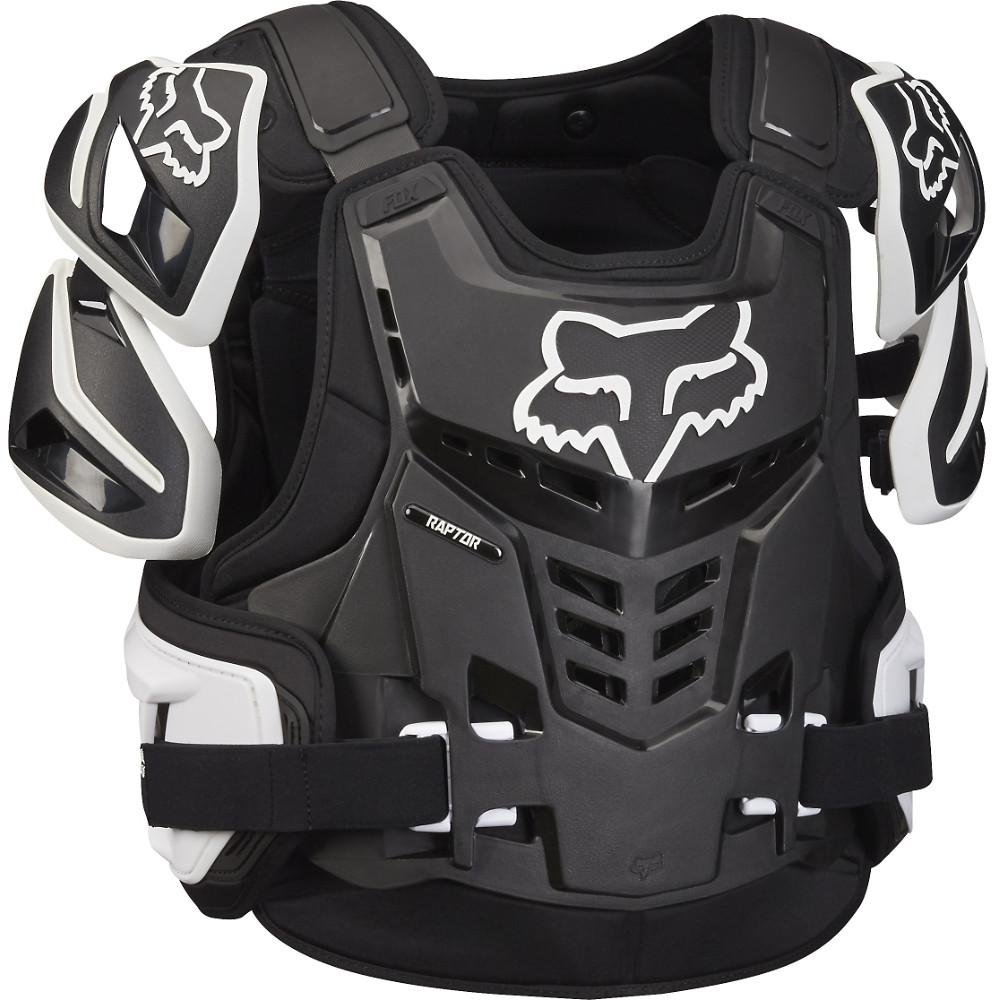 Fox Racing Raptor Vest Chest Protector Fox Racing Raptor Vest Black