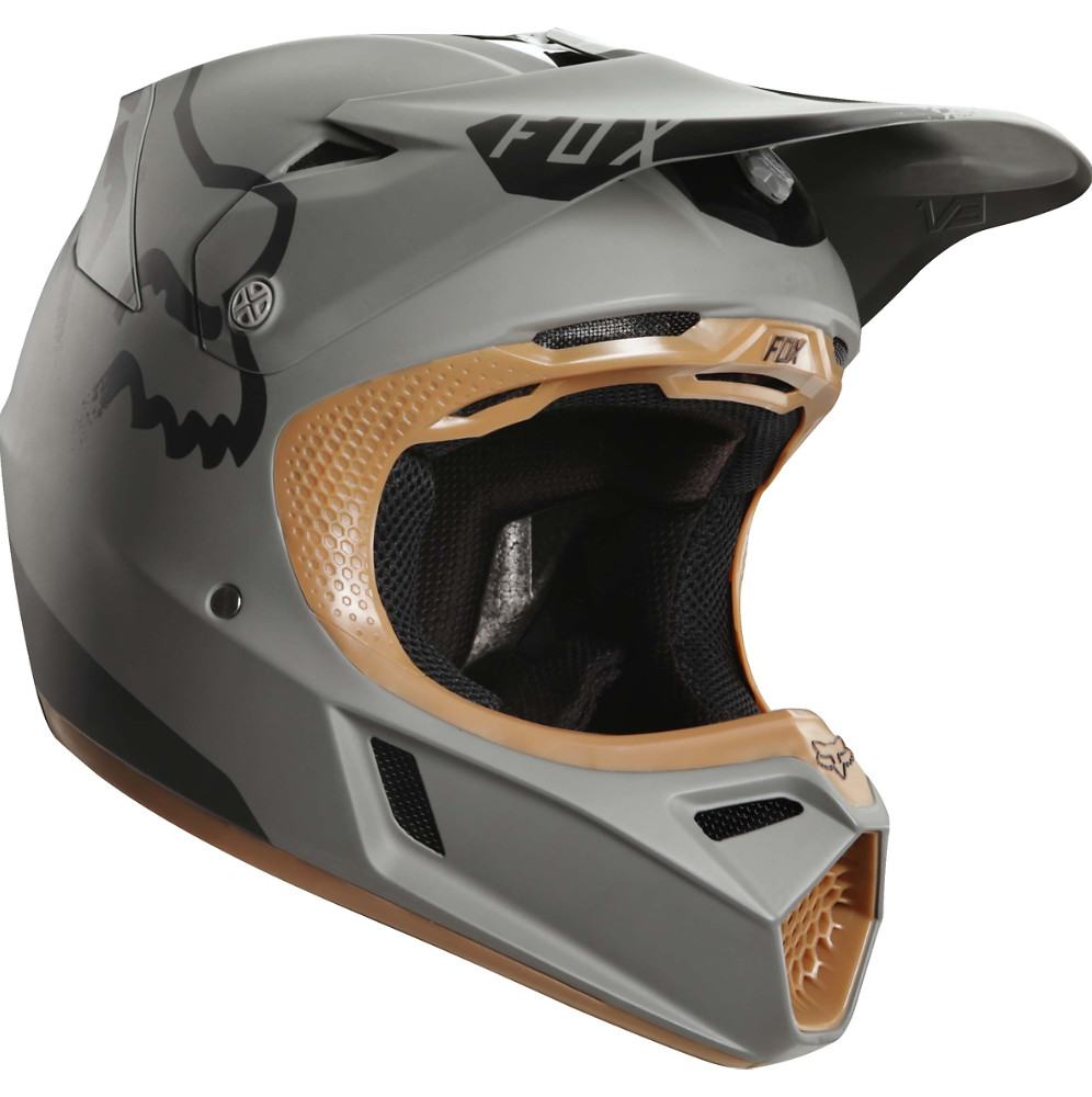 Fox Racing V3 Helmet Fox Racing V3 Copper Stone