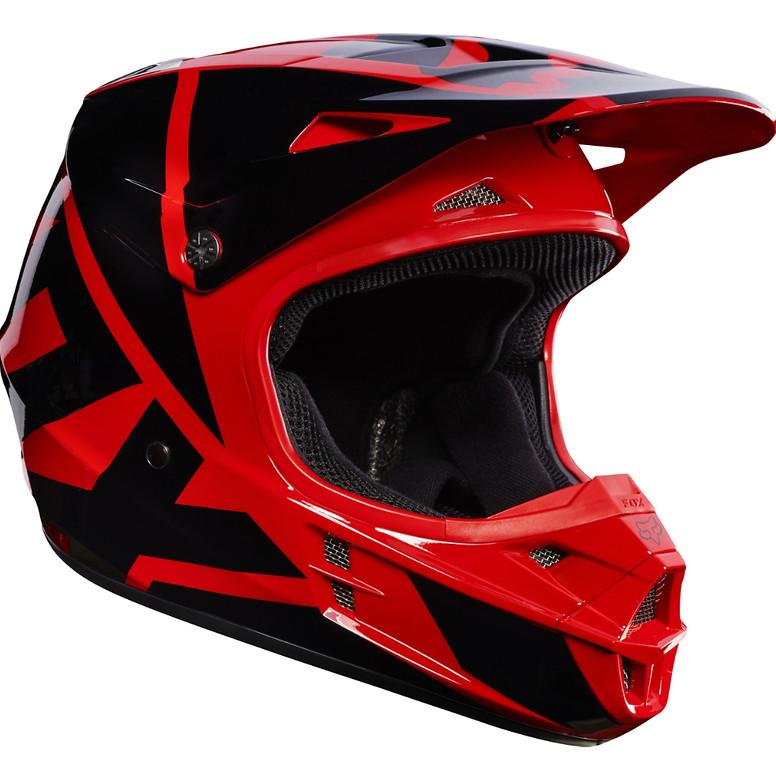 d7df48a54 Fox Racing V1 Helmet - Reviews