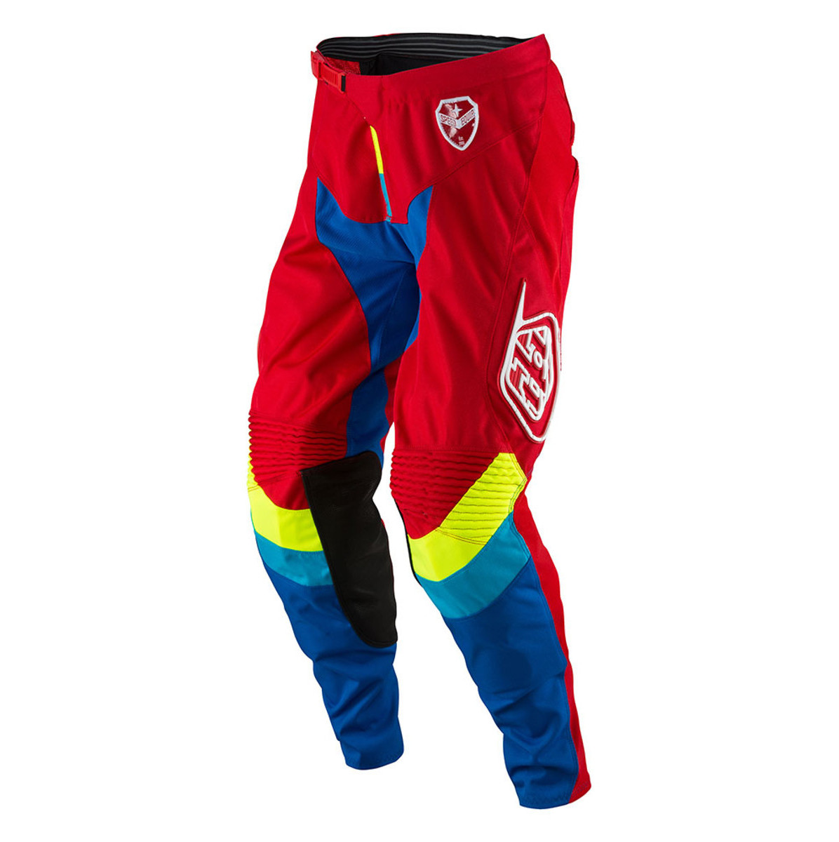 Troy Lee Designs SE Corsa Pants Troy Lee Designs SE Corsa Red