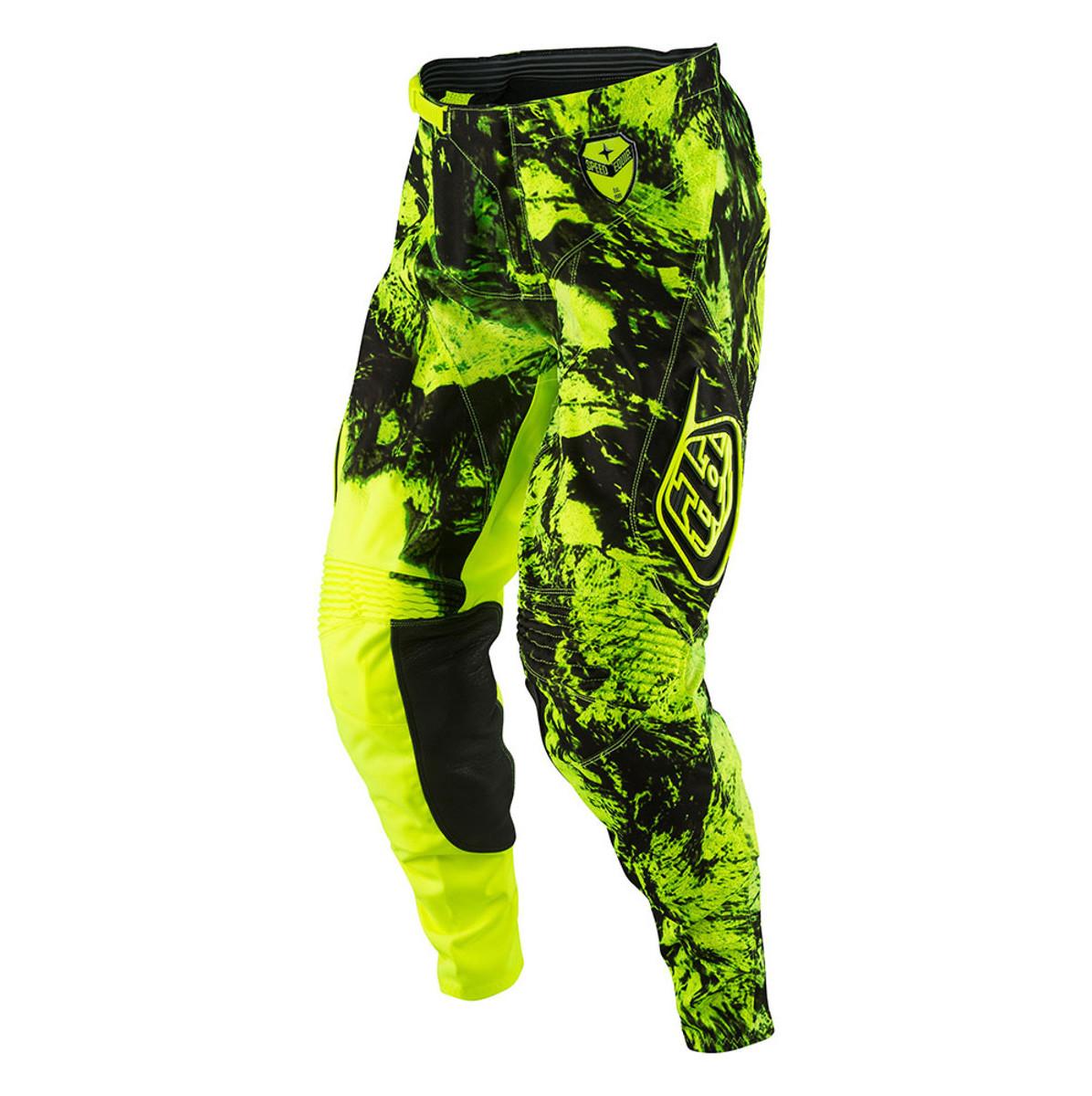Troy Lee Designs SE Gravity Pants Troy Lee Designs SE Gravity Yellow