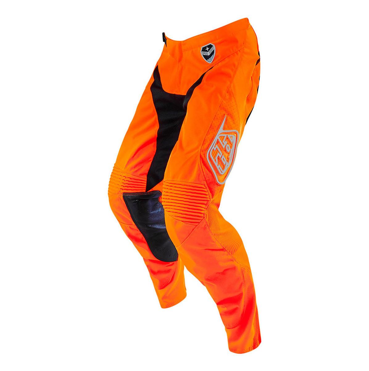 Troy Lee Designs SE Starburst Pants Troy Lee Designs SE Starburst Orange
