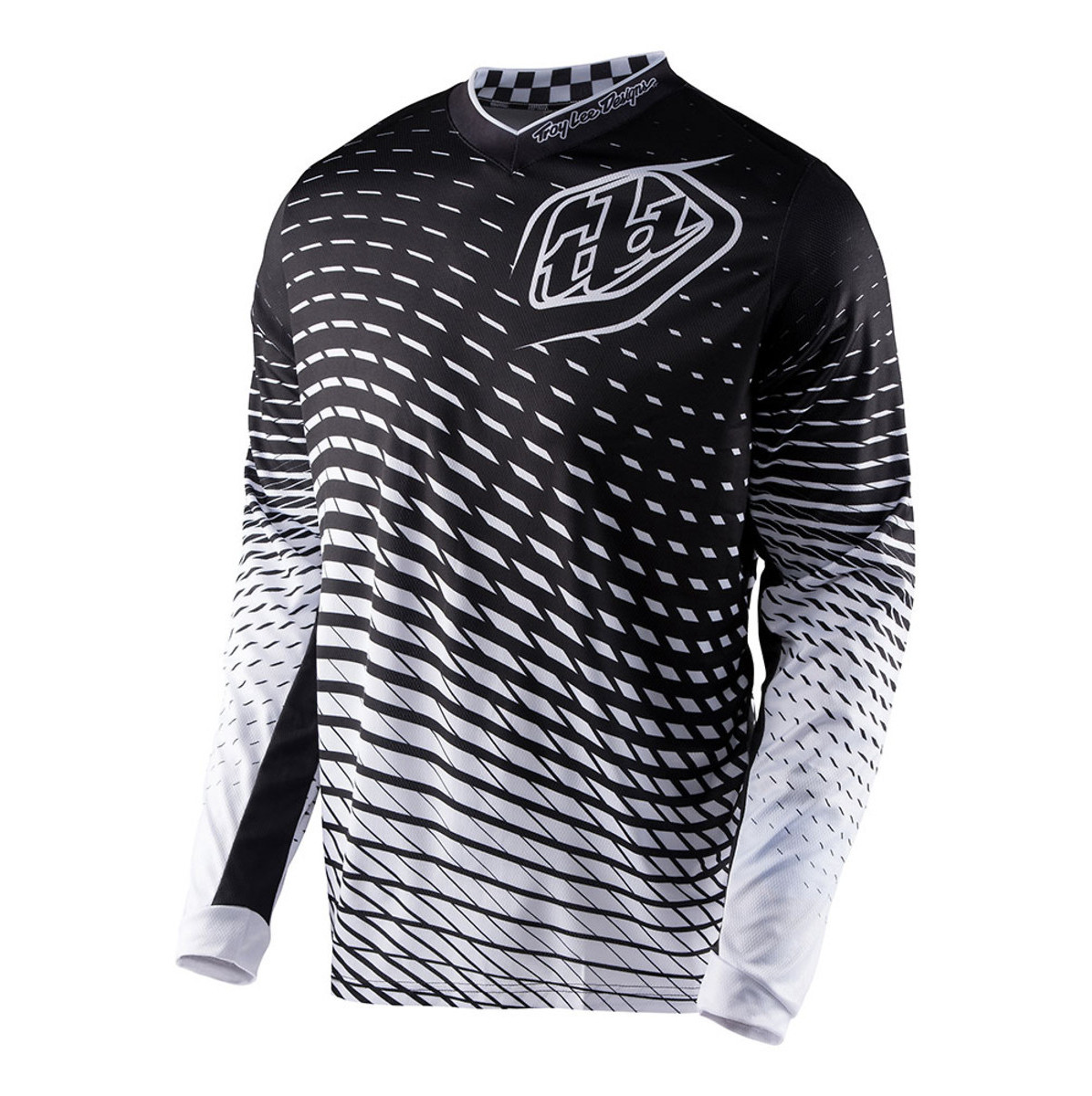 Troy Lee Designs GP Tremor Jersey Troy Lee Designs GP Tremor Black and White