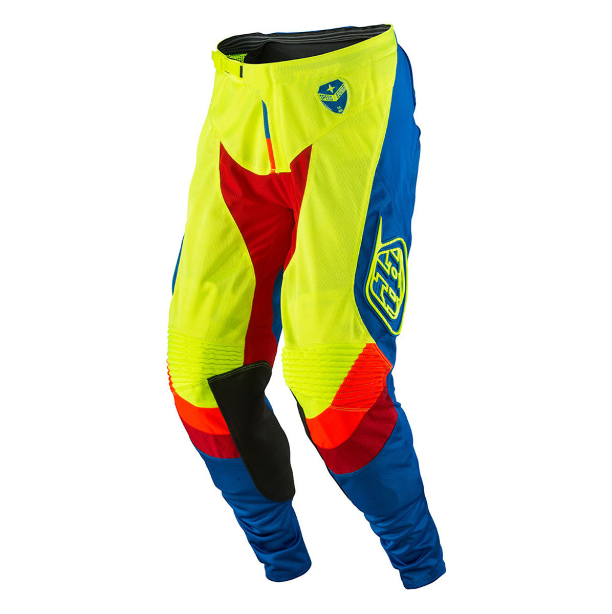 Troy Lee Designs SE Air Corsa Jersey & Pant  Troy Lee Designs SE Air Corsa Yellow