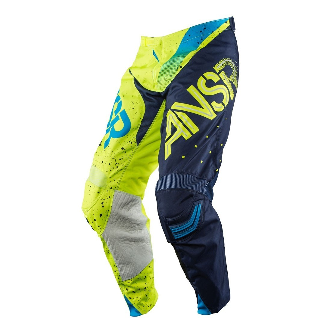 Answer Racing Elite Halo LE Blue and Yellow