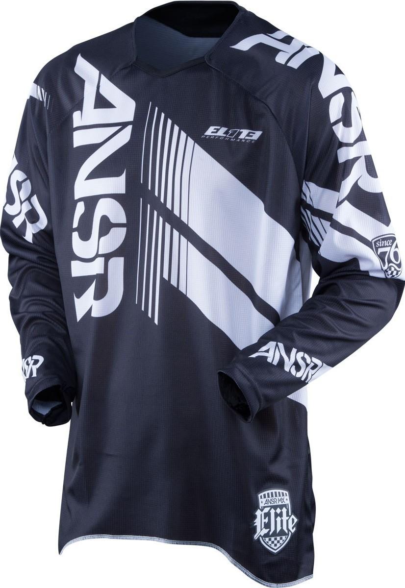 Answer Racing Elite Jersey & Pant  Answer Racing Elite Black