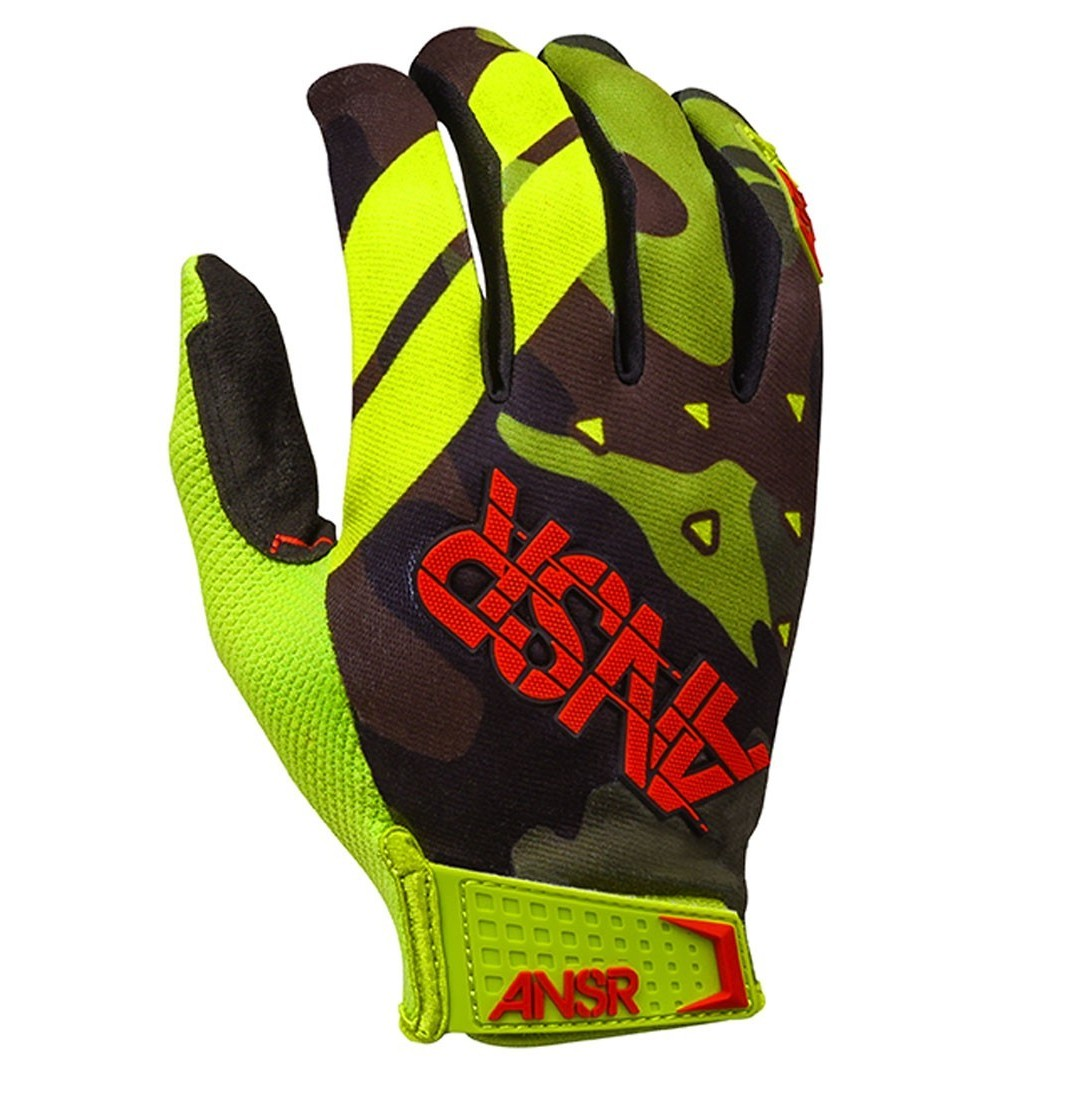 Answer Racing Elite Camo LE Gloves Answer Racing Elite Camo LE