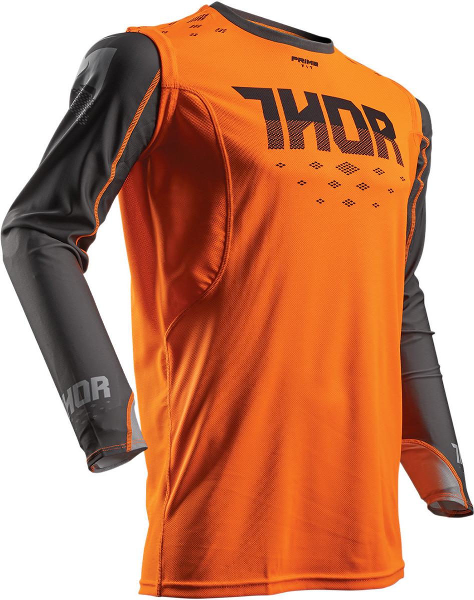 Thor Prime Fit Jersey Thor Prime Fit Orange