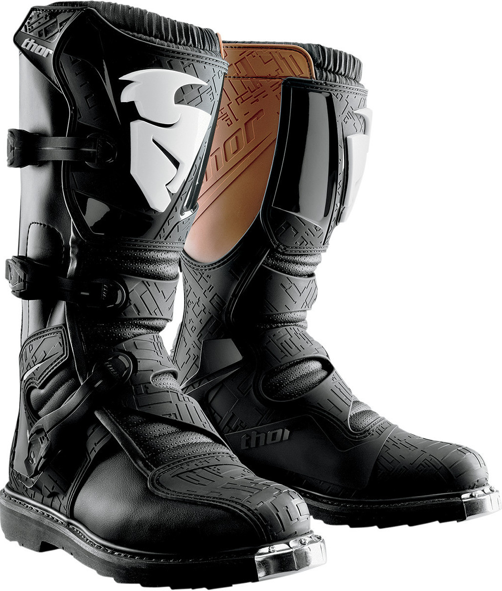 Thor Blitz Boots Thor Blitz Black