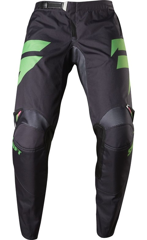 Shift MX WHIT3 Label Ninety Seven Black and Green