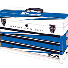 Matrix Concepts M80 Race Series Tool Box - 3 Drawer