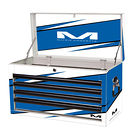 Matrix Concepts M80 Race Series Tool Box - 4 Drawer