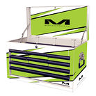 Matrix Concepts M80 Race Series Tool Box  - 8 Drawer