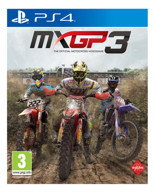MXGP 3 - Video Game  MXGP 3