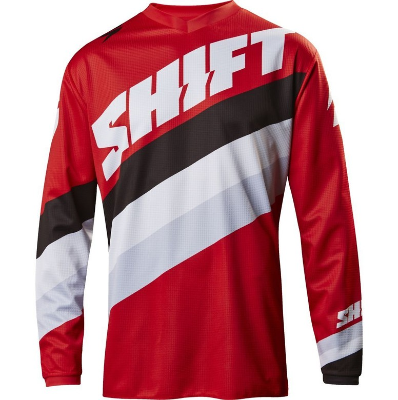 Shift MX WHIT3 Tarmac Red