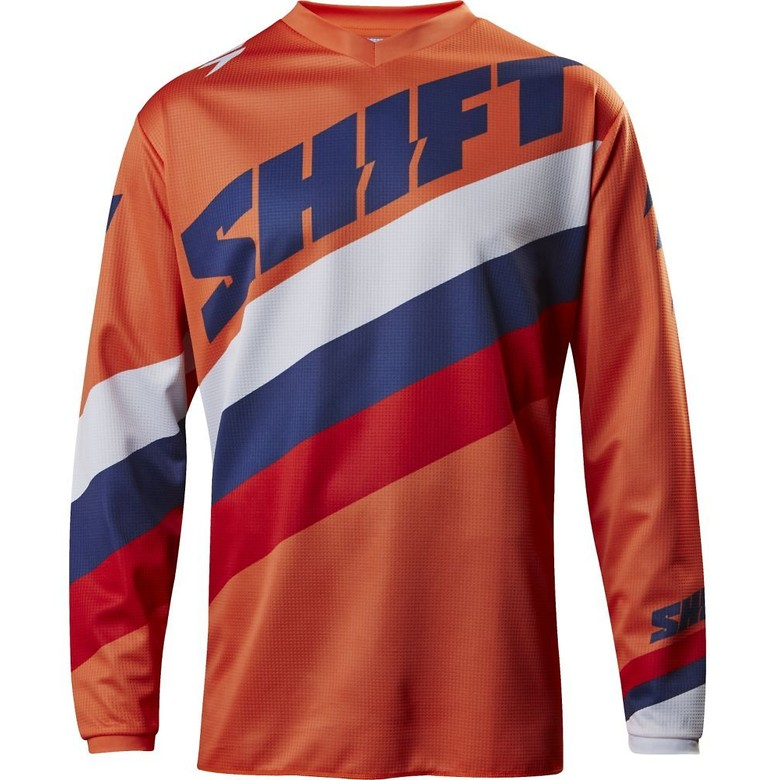 Shift MX WHIT3 Tarmac Orange