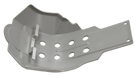 Next Armor Skid Plate Inside