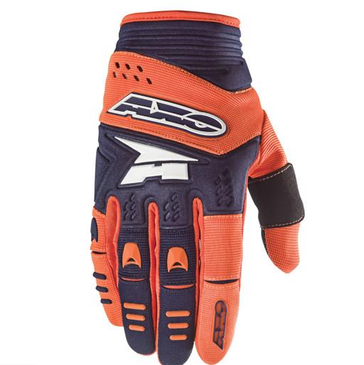 AXO Padlock Orange