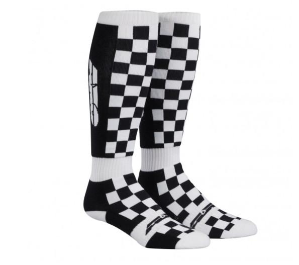AXO MX Socks AXO MX White and Black