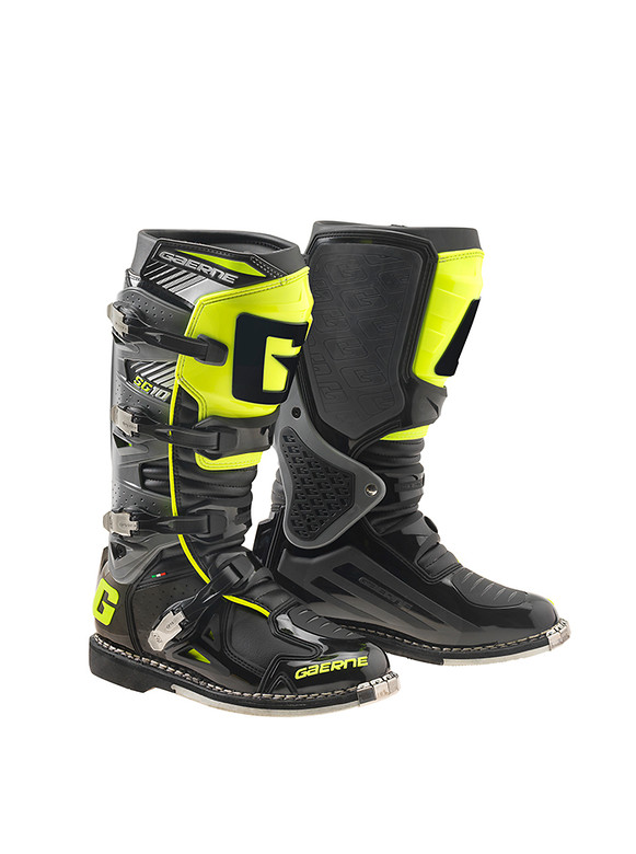 Gaerne SG-10 Black and Yellow