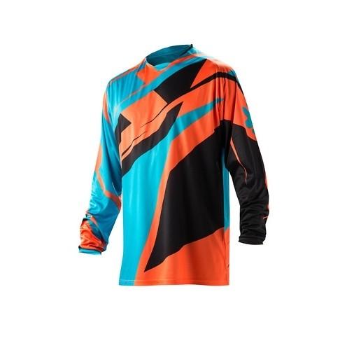 Acerbis Profile Orange and Blue