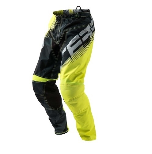 Acerbis Flashover Pants Flo-Yellow