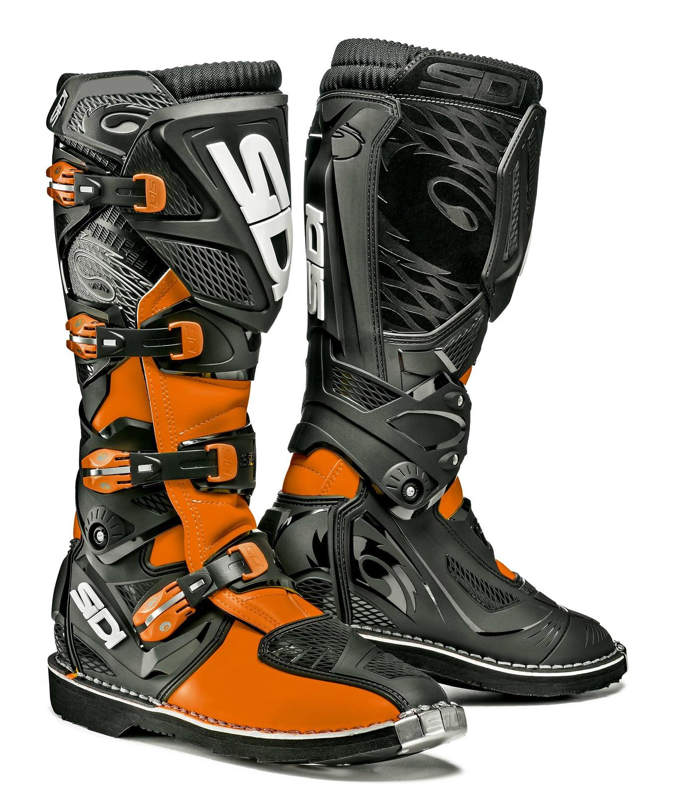 Sidi X-3 Lei Boots 2016_Sidi_X3_Black_orange