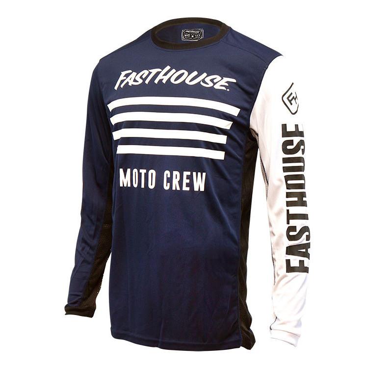 Fasthouse Stripes L1 Jersey Fasthouse Stripes L1
