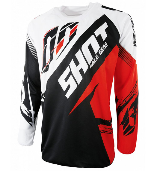 Shot Race Gear Fast Jersey Shot Race Gear Fast